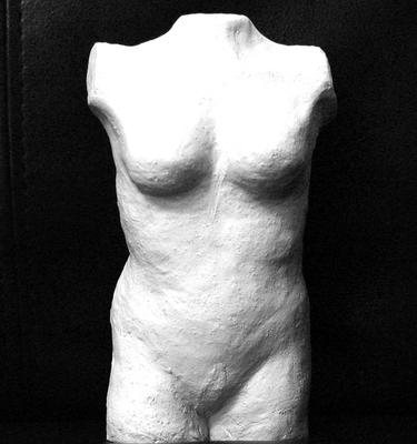 small female torso